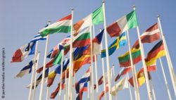 Image: Different flags; Copyright: panthermedia.net/designpics
