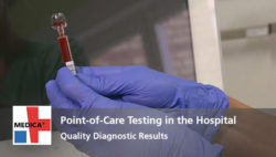 "Image: Preview picture of video ""Point-of-care testing in the hospital"""