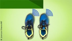 Image: Graphic of footwear; Copyright:  Jose-Luis Olivares/MIT
