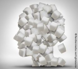 Image: Head of sugar cubes; Copyright: Panthermedia.net/lightsource