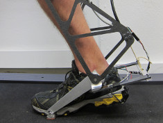 Photo: Robotic Ankle Exoskeleton Control