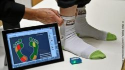 Image: Sock TelePark; Copyright: Marc Eisele, University Hospital Dresden