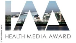 Photo: Logo of the Health Media Award