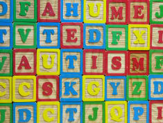 Photo: Letters forming the word Autism