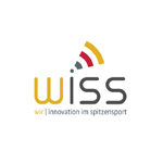 Logo we | innovation in top-class sports (WISS)