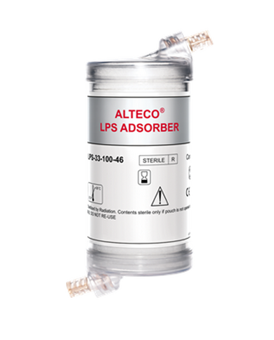 Alteco LPS Adsorber for Intensive Care of Septic Patients