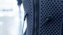 Image: smart textiles at MEDICA trade fair; Copyright: Messe Düsseldorf