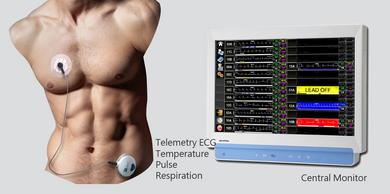 Telemetry Vital Signs monitor