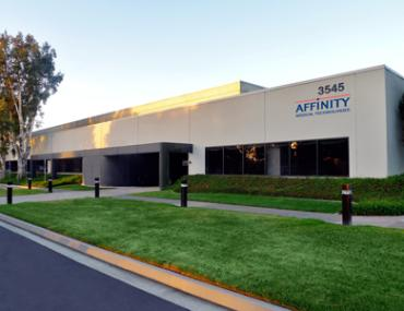 Affinity Medical's new building