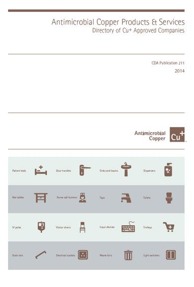 Antimicrobial Copper Product Directory