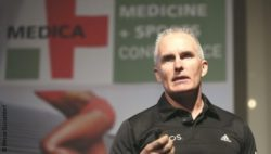 Image: Referent at MEDICA MEDICINE + SPORTS CONFERENCE
