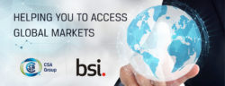 Image: Banner of CSA Group and BSI; Copyright: CSA/BSI