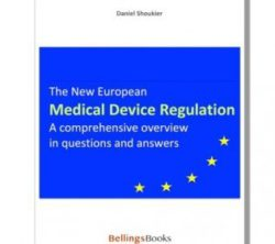 "Image: Book cover ""The new European Medical Device Regulation"""
