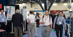 Packed walkways at the MEDICAL WORLD AMERICAS