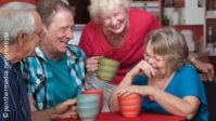 Photo: Laughing elderly people; Copyright: panthermedia.net/creatista