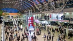 Photo: Entrance North at MEDICA 2014