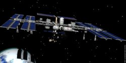 Graphic: Space station