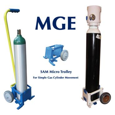 SAM Gas Cylinder Trolley