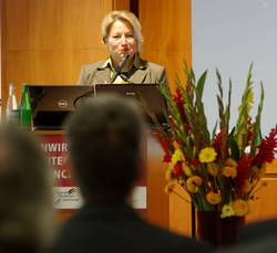 Minister of Foreign Affairs, Cornelia Pieper