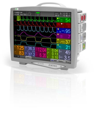 FX 3000MD modula patient monitor