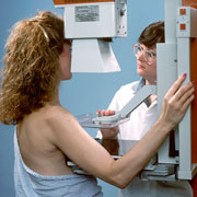 Photo: Mammography