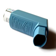 Foto: Asthma Inhalator