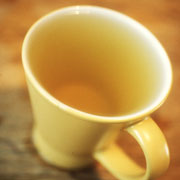 Picture: A cup of grean tea