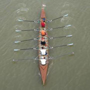 Photo: Rowing boat