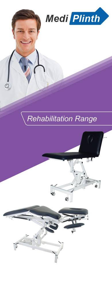 Medi-Plinth Equipment Rehabilitation Range