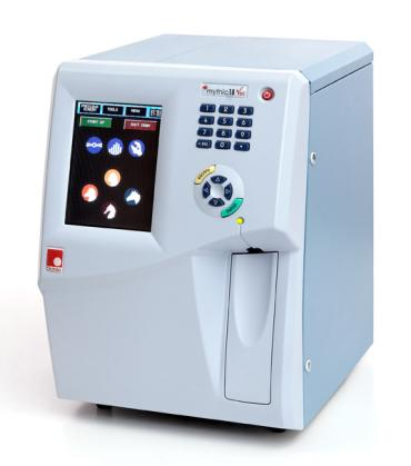 Mythic 18 veterinary haematology analyser