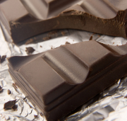 Photo: Dark chocolate