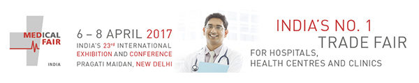 Header MEDICAL FAIR INDIA 2017
