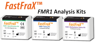 The Biofactory's FastFraX™ Kits