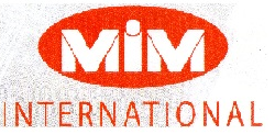 MIM INTERNATIONAL LOGO