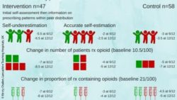 Image: information on prescribing patterns within peer distribution; Copyright: Kirsty Challen, Lancashire Teaching Hospitals, UK