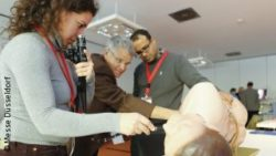 Photo: Course at MEDICA EDUCATION CONFERENCE 2013
