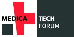 Graphic: Logo der MEDICA TECH FORUM