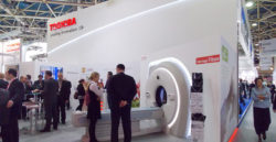 Impressions at the trade fair stands