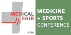 Logo MEDICAL FAIR ASIA MEDICINE + SPORTS CONFERENCE linked to www.medicalfair-asia.com/index.php/conference/conference-2