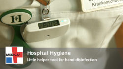 "Image: Preview picture of video ""Hand disinfection"""