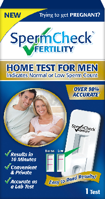 SpermCheck Fertility
