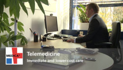 "Photo: Preview picture of video ""telemedicine"""
