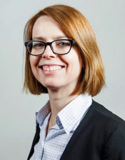 Foto: Anett Grusser-Pettersson, Associate Director Marketing, Bioservo