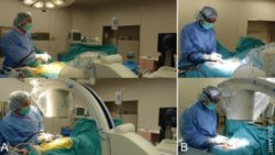 Image: surgery procedure; Copyright: 2020 AANS