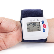 Photo: measure blood pressure