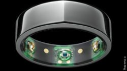 Image: smart ring; Copyright: Oura Ring