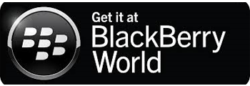 Logo Black Berry World