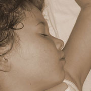 Photo: Sleeping child