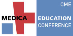 Image: Logo of MEDICA EDUCATION CONFERENCE