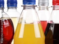 Photo: Carbonated beverages